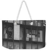 Living With Art Weekender Tote Bag