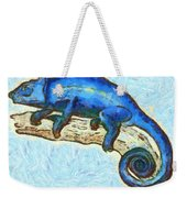 Lizzie Loved Lizards Weekender Tote Bag