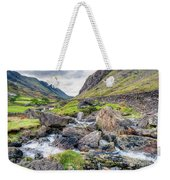Llanberis Pass Weekender Tote Bag by Adrian Evans
