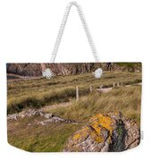 Llanddwyn Rock Weekender Tote Bag