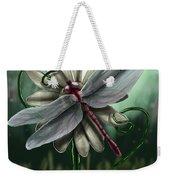 Ll's Dragonfly Weekender Tote Bag