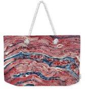 Lm Of Cardiac Muscle Weekender Tote Bag