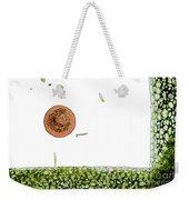 Lm Of Entamoeba Cyst Weekender Tote Bag