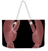 Lobster Claws X-ray Weekender Tote Bag