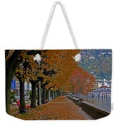 Locarno In Autumn Weekender Tote Bag
