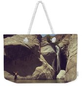 Location Shoot Weekender Tote Bag