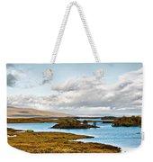 Loch Ba View Weekender Tote Bag