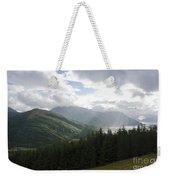 Loch Leven Weekender Tote Bag