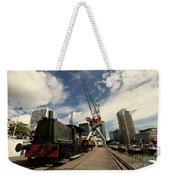Loco On The Docks  Weekender Tote Bag