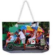 Locomotion Weekender Tote Bag