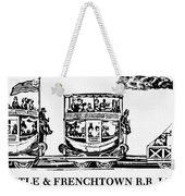 Locomotive, 1833 Weekender Tote Bag