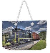 Locomotive II Weekender Tote Bag