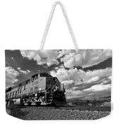 Locomotive To The Sky  Weekender Tote Bag