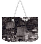 Lodge Starved Rock State Park Illinois Bw Weekender Tote Bag