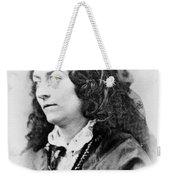 Lola Montez (1818-1861) Weekender Tote Bag