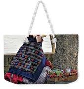 Lollipop Lady Weekender Tote Bag