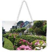 Lombard Street Weekender Tote Bag