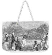 London: Archery, 1859 Weekender Tote Bag