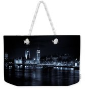 London At  Night View Weekender Tote Bag