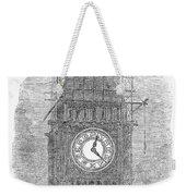 London: Big Ben, 1856 Weekender Tote Bag