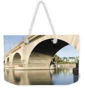 London Bridge II Weekender Tote Bag