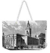 London: Church, C1830 Weekender Tote Bag