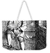 London Debtors Prison - To License For Professional Use Visit Granger.com Weekender Tote Bag
