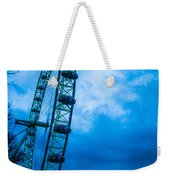 London Eye At Westminster Weekender Tote Bag