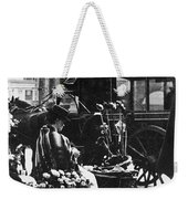London: Flower Girl, C1900 Weekender Tote Bag