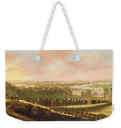 London From Greenwich Hill Weekender Tote Bag