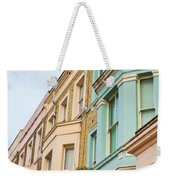 London Houses Weekender Tote Bag