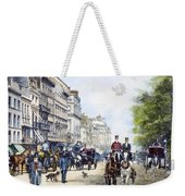 London: Piccadilly, 1895 Weekender Tote Bag