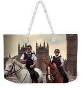 London Police Weekender Tote Bag