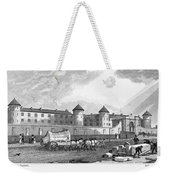 London: Prison, 1829 Weekender Tote Bag