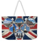 London Scenes Weekender Tote Bag
