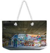 London Skatepark 3 Weekender Tote Bag