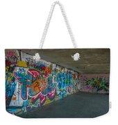 London Skatepark 5 Weekender Tote Bag