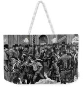 London: Soup Kitchen Weekender Tote Bag