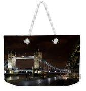 London Southbank View Weekender Tote Bag