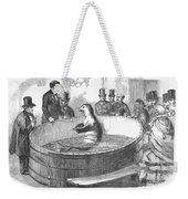 London: Talking Fish, 1859 Weekender Tote Bag