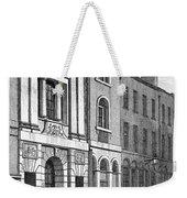 London: Watermans Hall Weekender Tote Bag