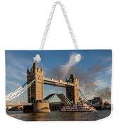 London's Burning Weekender Tote Bag