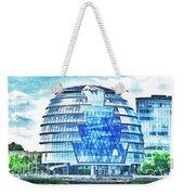 London's City Hall Weekender Tote Bag