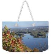Lone River Boat Weekender Tote Bag
