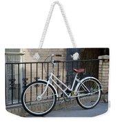 Lonely Bike Weekender Tote Bag