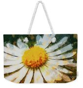Lonely Daisy Weekender Tote Bag