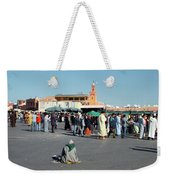 Lonely In Marrakesh Weekender Tote Bag