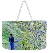 Lonely Path Weekender Tote Bag