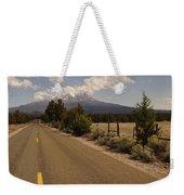 Lonesome Hiway To Shasta Weekender Tote Bag