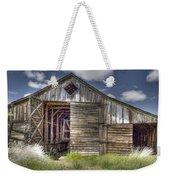 Long Barn Weekender Tote Bag